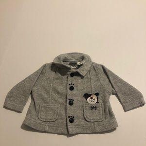 Koala baby coat size 0-3M